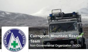 Cairngorm MRT - Have a safe winter.